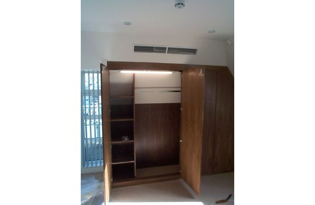 Internal Fitted Wardrobes