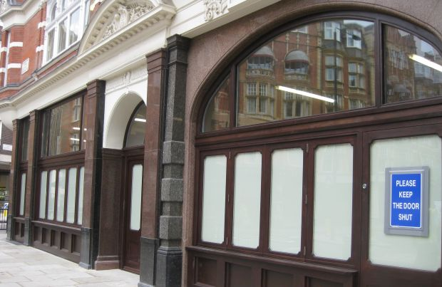 Sloane Square Units (Square & Curved Frames)