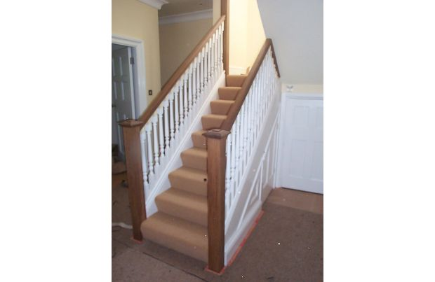 Softwood Stairs