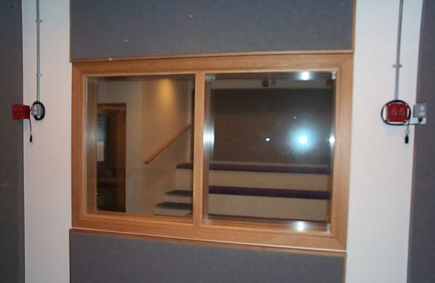 Timber Soundproof Window